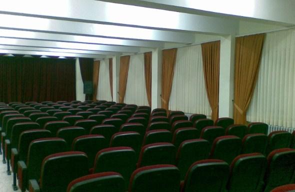cortinas acusticas en congresos