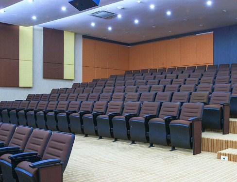 tapizados ignifugos para cines