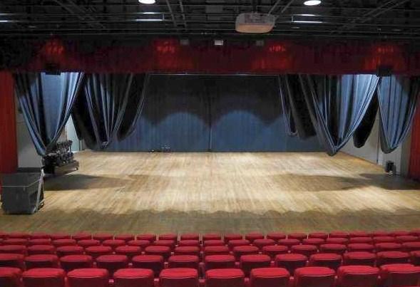 instalaciones para teatros