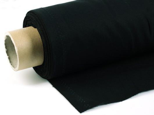 rollo de tela de algodón ignífugo para la confección de telones para teatros