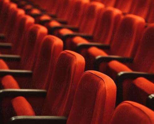 Departamento butacas para teatros