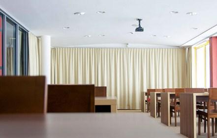 cortinas acusticas para oficinas