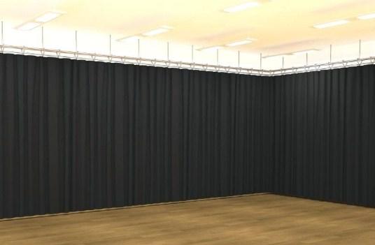 cortinas ignifugas acusticas