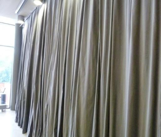 fabricante de cortinas acústicas para insonorización