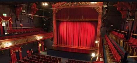 fabricacion de telones para teatros