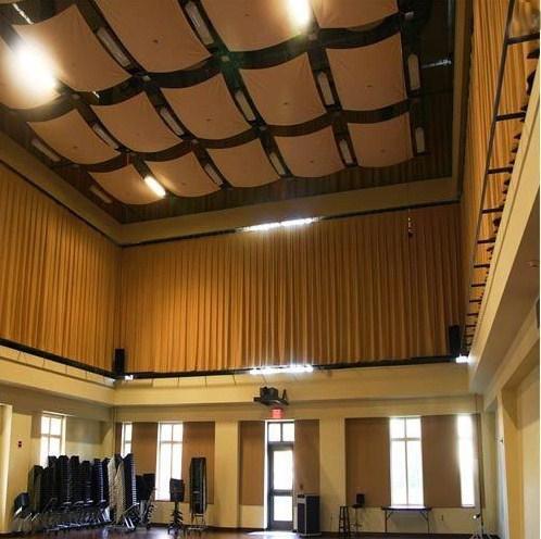 acondicionamiento acústico de teatros, cines y auditorios